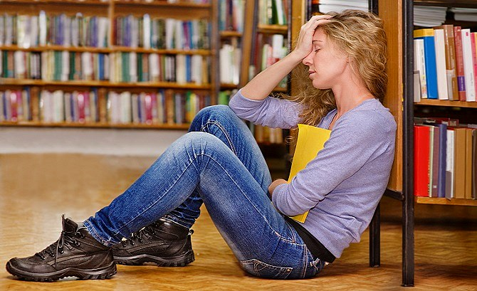Why Are College Students Getting Anxious and Depressed?