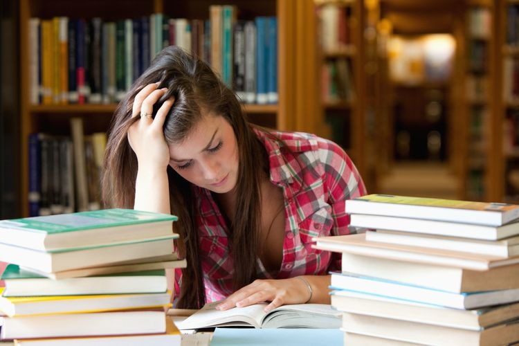 Get Help Managing Stress in College